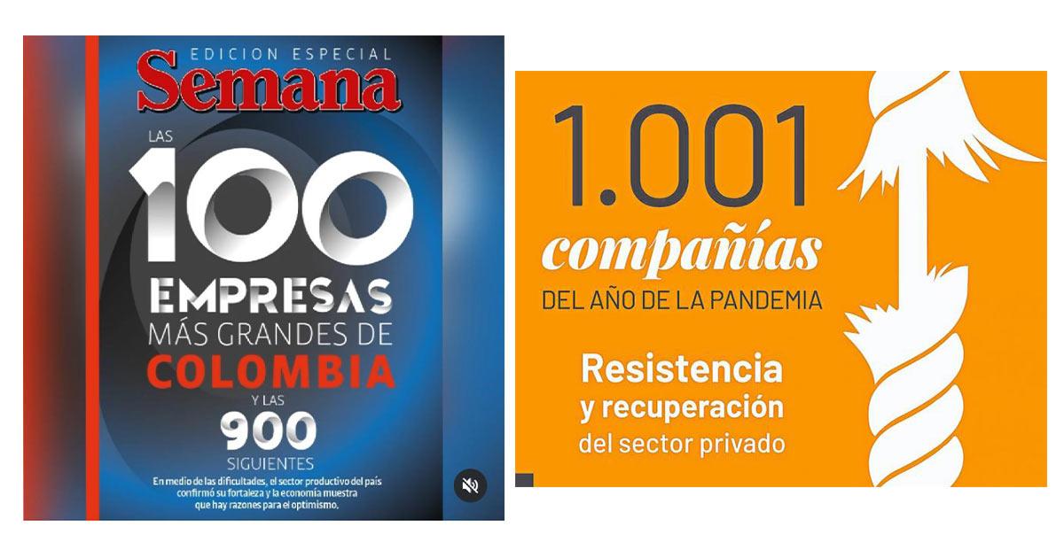 Clínica Medical entre las 1.000 empresas más grandes de Colombia
